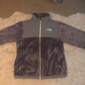 Youth North Face Fleece Jacket